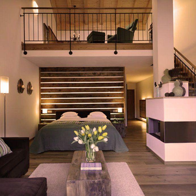 die Einrichtung einer Hotel-Suite
